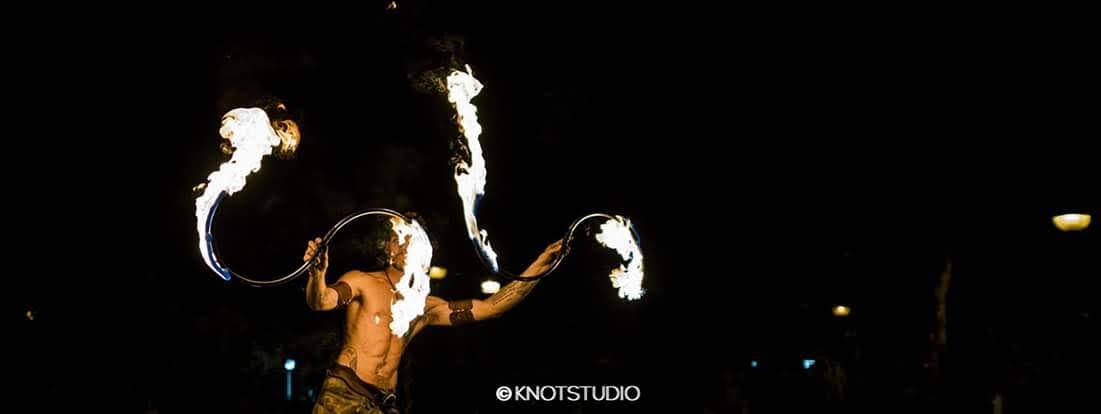 Nicola Colleoni Performarte – giocoliere acrobata – spettacoli di fuoco